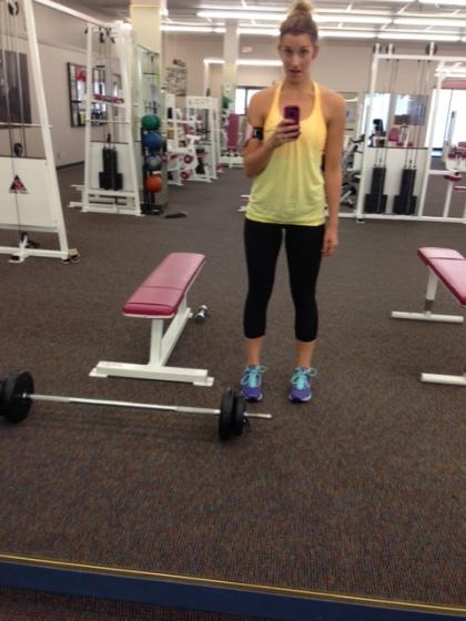 10.15 gym
